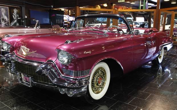 Cadillac 1957 Biarritz Hollywood Dream Cars Gramado