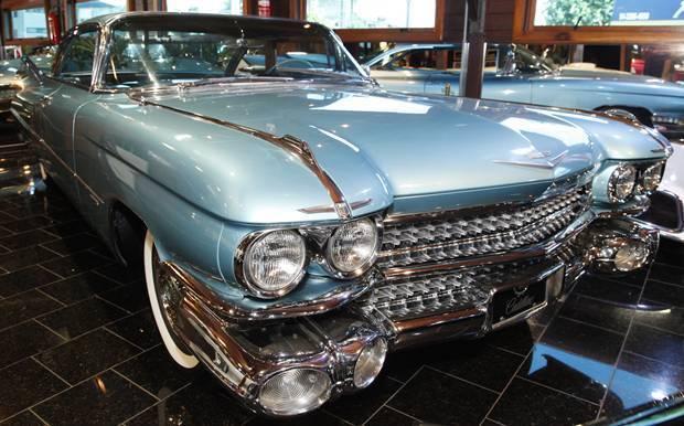 Cadillac 1959 Hollywood Dream Cars Gramado