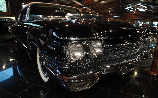 Cadillac 1960 Hollywood Dream Cars Gramado