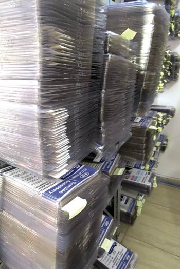 Amplo estoque de produtos na NP Adesivos, fabricante de acessórios automotivos
