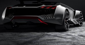 Peugeot Vision Gran Turismo, pura emoção do automobilismo na tela dos videogames