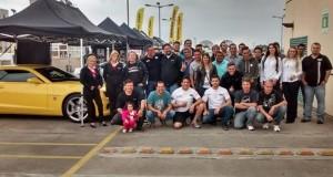 Confira mais fotos do evento do Grupo de som de qualidade (SQ)