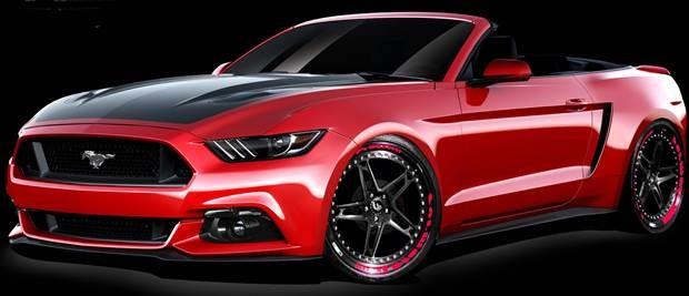 Ford_Mustang_TSDesign _sema_2015