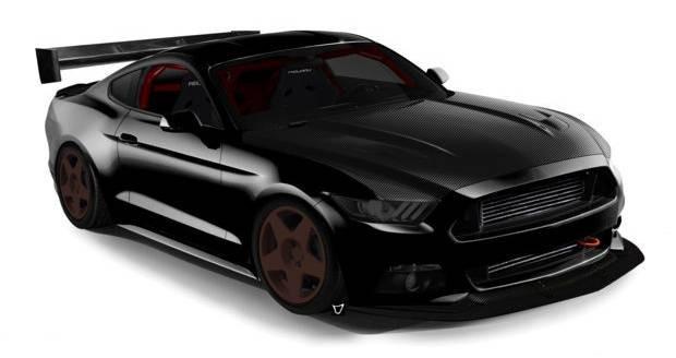 Ford Mustang Bisimoto - SEMA Show 2015