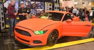 Veja mais 15 Mustangs do SEMA Show 2015