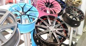 Confira as rodas que foram destaque no SEMA Show 2015