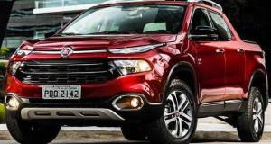 Toro, a nova pick-up da Fiat