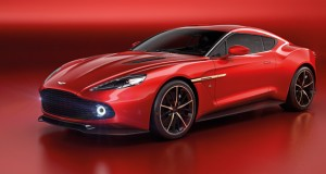 Aston Martin Vanquish Zagato Concept – Um inglês com terno italiano
