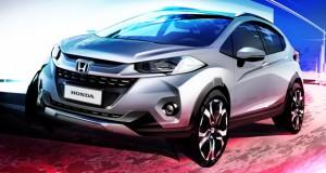 Novo SUV compacto da Honda fará estreia no Salão do Automóvel