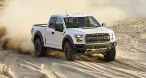 Ford trará F-150 Raptor ao Salão do Automóvel