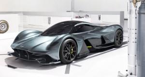 Aston Martin AM-RB 001 – Mais rápido que um F1?