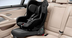 BMW fará recall do fixador para bebê conforto