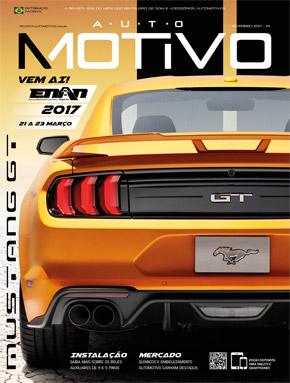Capa da edição 113 da Revista AutoMOTIVO