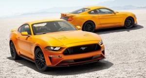 Mustang 2018, a renovação de um ícone automotivo