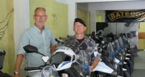 Motosound, da Bomber, equipará batalhão da Brigada Militar