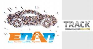 Track confirma participação e estará no ENAN 2017