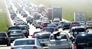 Frota circulante supera 64 milhões de veículos