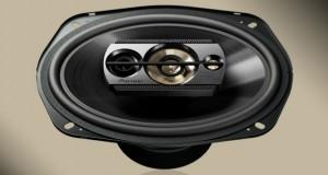 Alto-falante 6×9 da Pioneer agrega visual moderno e alta potência