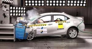 Novo Polo e Corolla recebem nota máxima em segurança