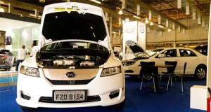 São Paulo recebeu Salão de Veículos Híbridos e Elétricos