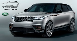Range Rover Velar – Redefinindo os SUVs de luxo