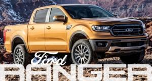 Ford Ranger 2019 americana traz muita tecnologia embutida