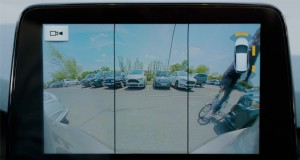 Ford apresenta câmera de ré com visão 180 graus e frenagem automática