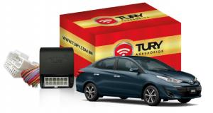 PARK 2 AU para Toyota Yaris, da Tury