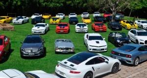 2º AutoMEETING aconteceu em Morungaba SP e reuniu 70 carros esportivos