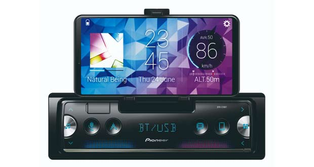 Pioneer lança Smartphone Receiver