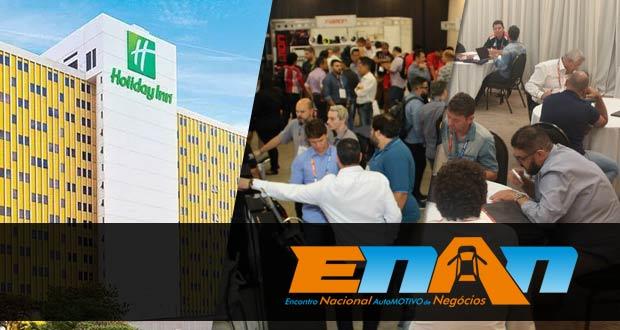 ENAN, principal evento de negócios do setor de som e acessórios automotivos chega a sua oitava edição