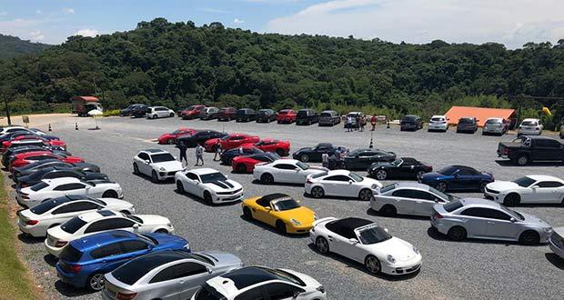 AutoMEETING – Encontro de proprietários de carros esportivos vira febre em São Paulo