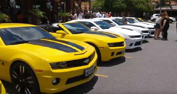 O maior encontro de Camaros e Corvettes do Brasil aconteceu no interior de São Paulo