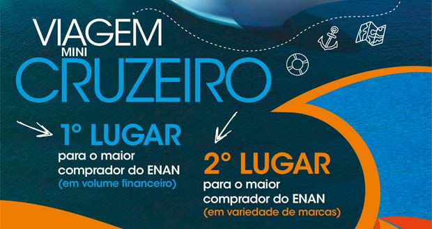 Guibs Som e AR Prado são os ganhadores da Campanha de Compras do ENAN 2019
