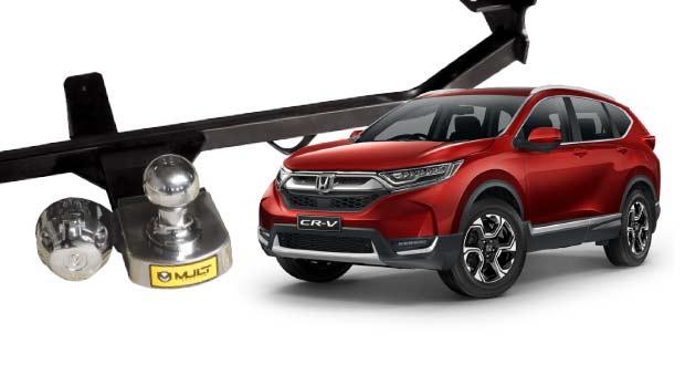 Engate para Honda CR-V, da Mult