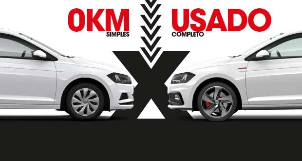 Pesquisa: Maioria dos motoristas prefere um carro usado bem equipado a um novo mais básico