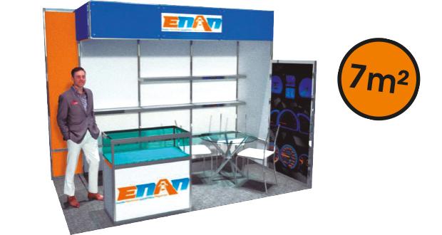 Stand 7m ENAN 2020
