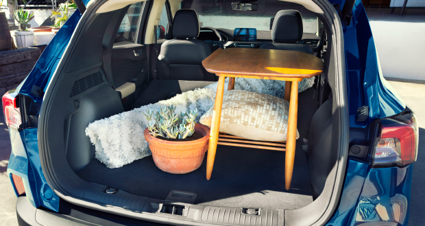 Ford Escape Porta-malas
