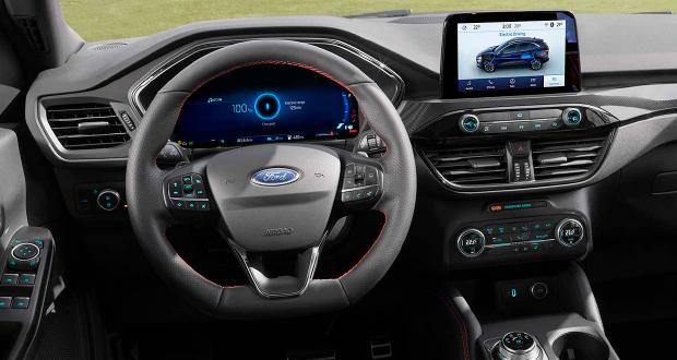 Ford Escape Interior