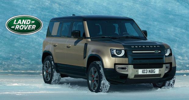 Land Rover Defender: O clássico está de volta!