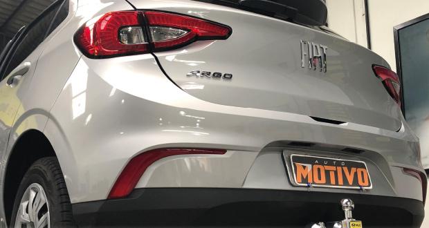 Instalação: Acessórios para o Fiat Argo