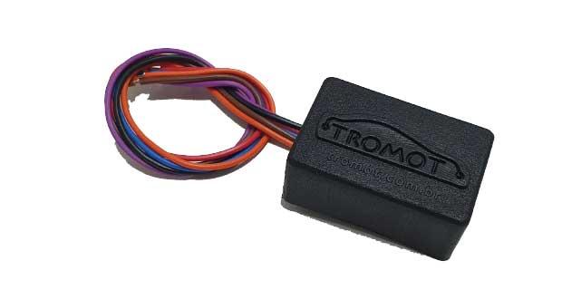 Interface TFT01, da Tromot