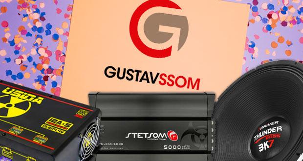 A Gustavssom Representações apresenta o melhor do som automotivo!