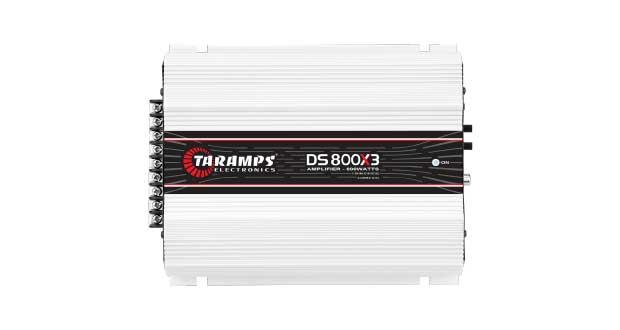 Amplificador DS 800X3, da Taramps