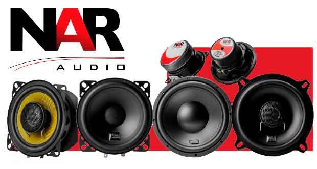 NAR Audio apresenta mudanças na identidade visual da marca
