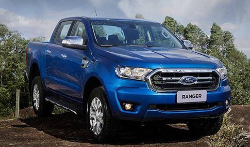 Ford Ranger mantém bons resultados e atinge maior participação histórica no segmento