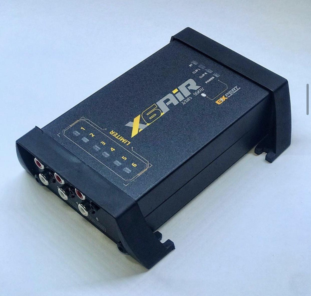 Expert lança Processador X6 Air com controle via aplicativo