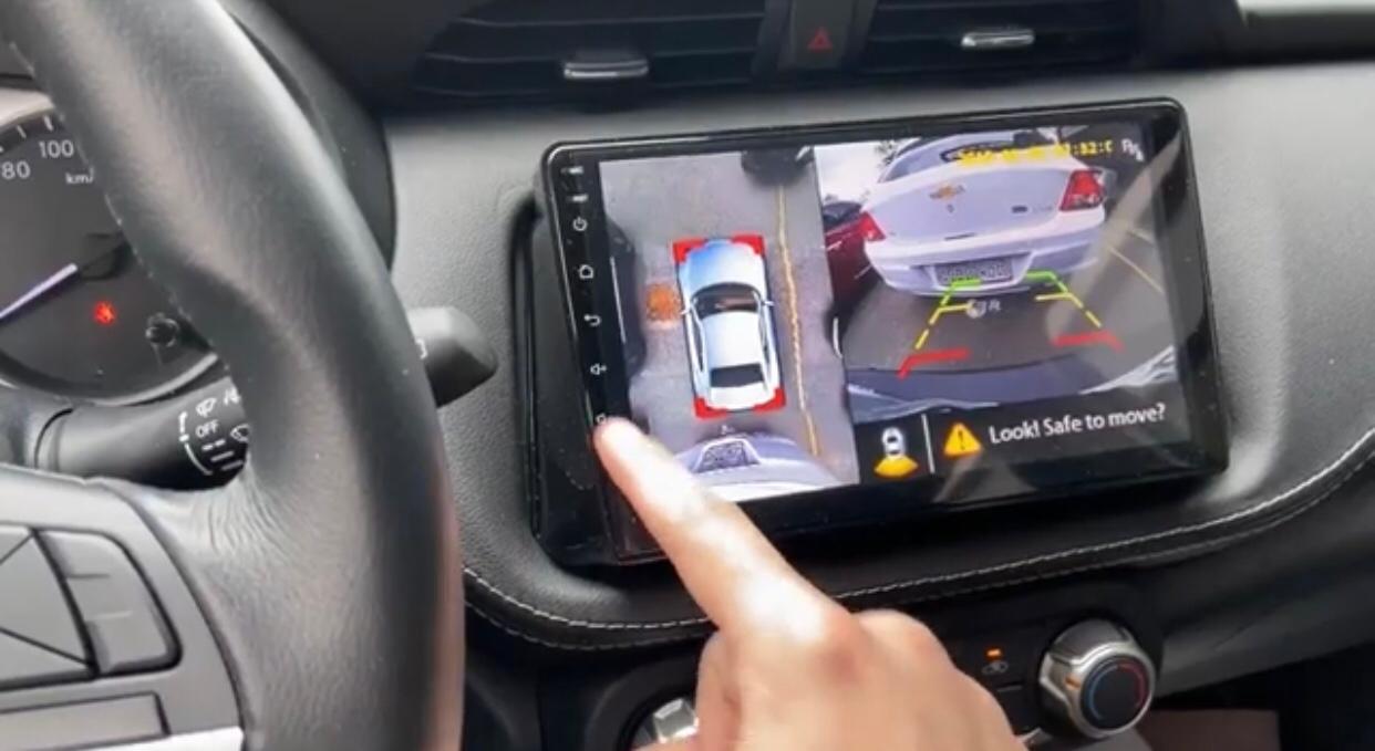 Tiger Auto lança sistema de câmera 360º