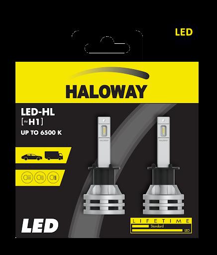 Haloway lança linha de lâmpadas automotivas