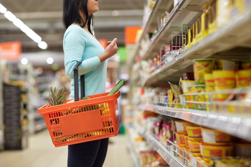 Confiança do consumir está em alta, diz FGV